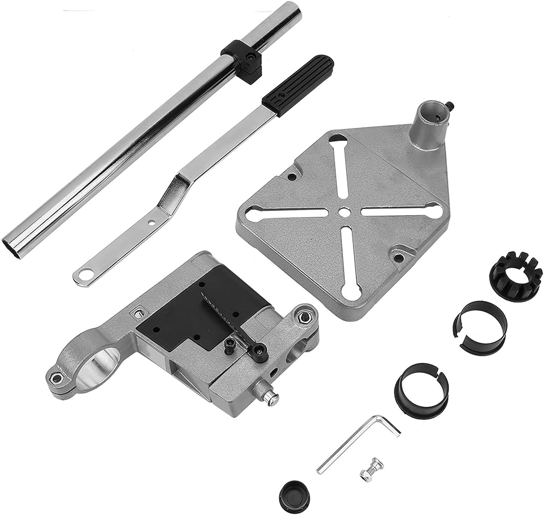 Jeanoko Universal Bench Clamp List price Drill Deluxe Po Stand Mini Aluminum Press