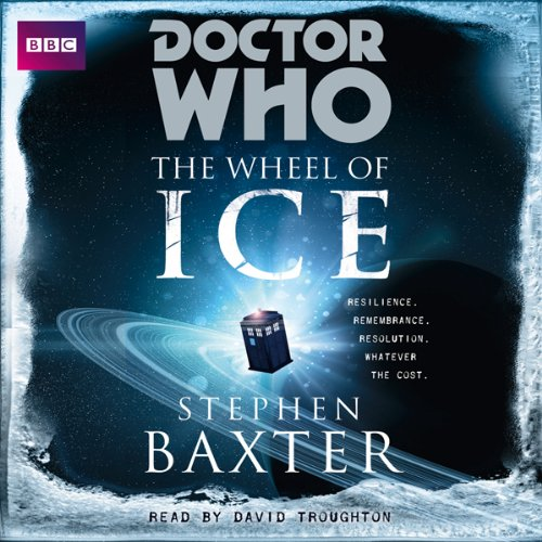 Doctor Who: Wheel of Ice audiobook cover art