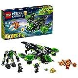 LEGO- Nexo Knights Attentatore Berserkir, Multicolore, 72003