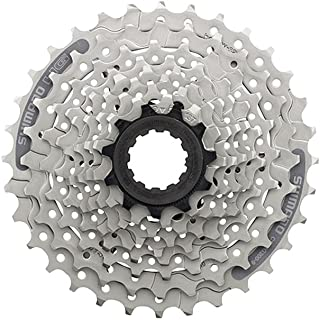 SHIMANO 9-Speed Mountain Bicycle Cassette - CS-HG201-9 - 11-36
