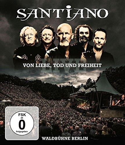 Santiano - Von Liebe, Tod und Freiheit - Live [Blu-ray]