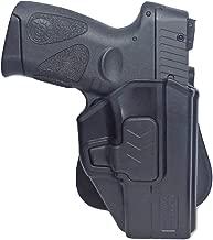 taurus pt111 g2 leather shoulder holster