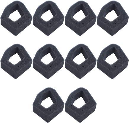 Sharplace 10pcs Correas Molle Negro Clips De Uni/ón De La Correa De La Hebilla del Bolso Mochila Clip De