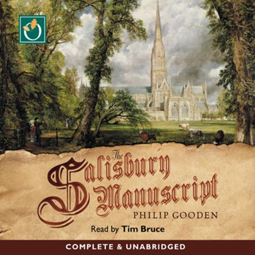 The Salisbury Manuscript cover art
