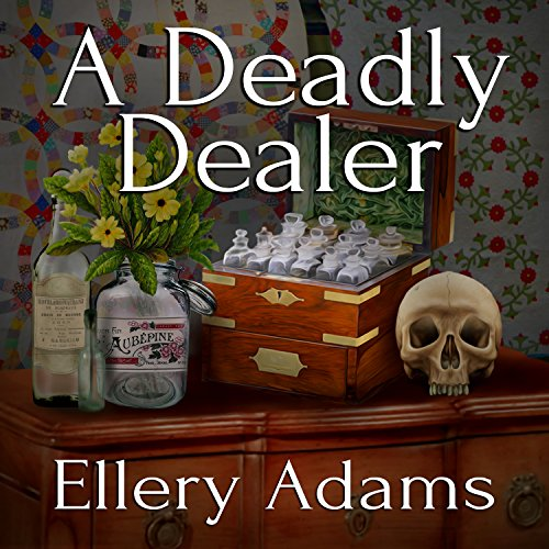 A Deadly Dealer audiobook cover art