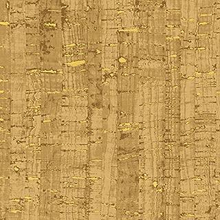 cork with gold flecks