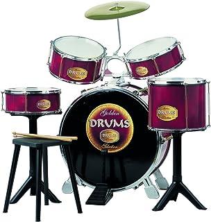 REIG- Claudio Gran batería Golden Drums (726) PJMasks Jugue
