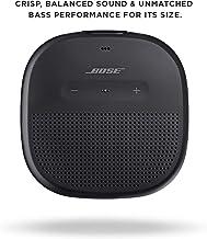 Bose SoundLink Micro, Portable Outdoor Speaker, (Wireless Bluetooth Connectivity), Black
