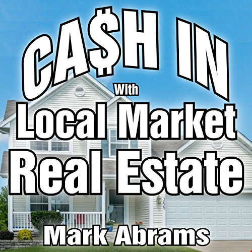 『Cash in with Local Real Estate』のカバーアート