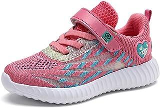 Zapatillas de Deporte de Moda para Niñas Zapatillas Deportivas para Correr Transpirables para Niños