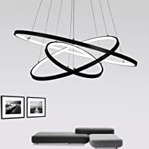 Suspension moderne /à LED en acrylique avec gradation sans /électrodes et t/él/écommande Classe /énerg/étique A ++, gradation sans /électrodes, 100CM * 30CM, max 50W