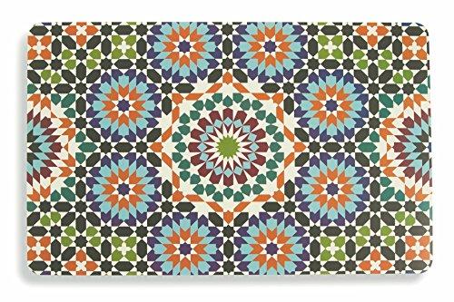 Villa d'Este Home Tivoli - Juego de manteles Individuales, Modelo Marrakech, 44 x 28 x 0,1 cm, 6 Unidades