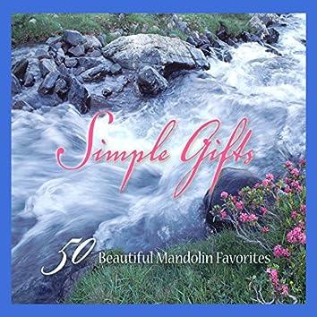 Simple Gifts – 50 Beautiful Mandolin Favorites