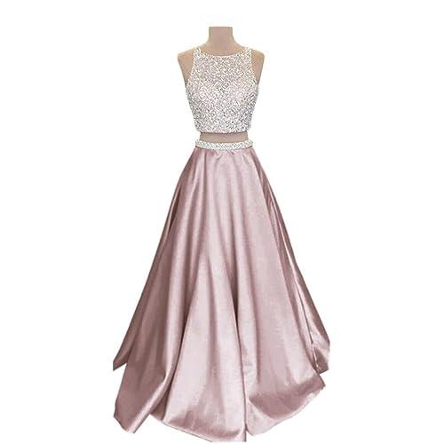 Prom Dresses Juniors 2 Piece Long: Amazon.