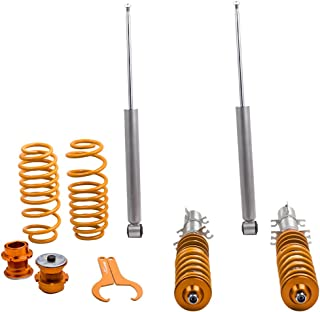 maXpeedingrods Coilovers for VW Golf MK4 1998-2003, Jetta MK4 1998-2004,