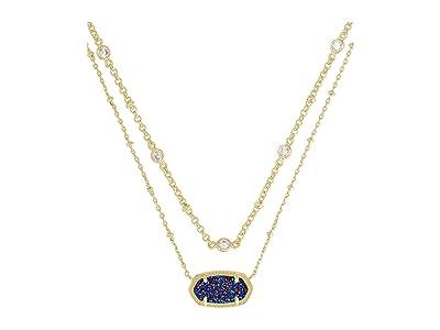 Kendra Scott Elisa Multi Strand Necklace