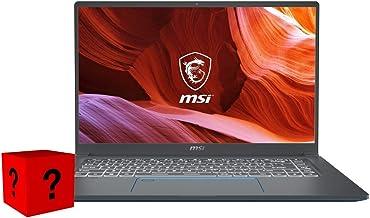 """XPC MSI Prestige 15 Notebook (Intel 10th Gen i7-10710U, 64GB RAM, 1TB NVMe SSD, GTX 1650 4GB, 15.6"""" 4K UHD, Windows 10 Pro..."""
