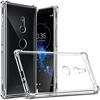 Xperia XZ3 SO-01L SOV39 801SO Protective case Transparent TPU Protective case Lightweight and Thin Shell Shockproof(XZ3)