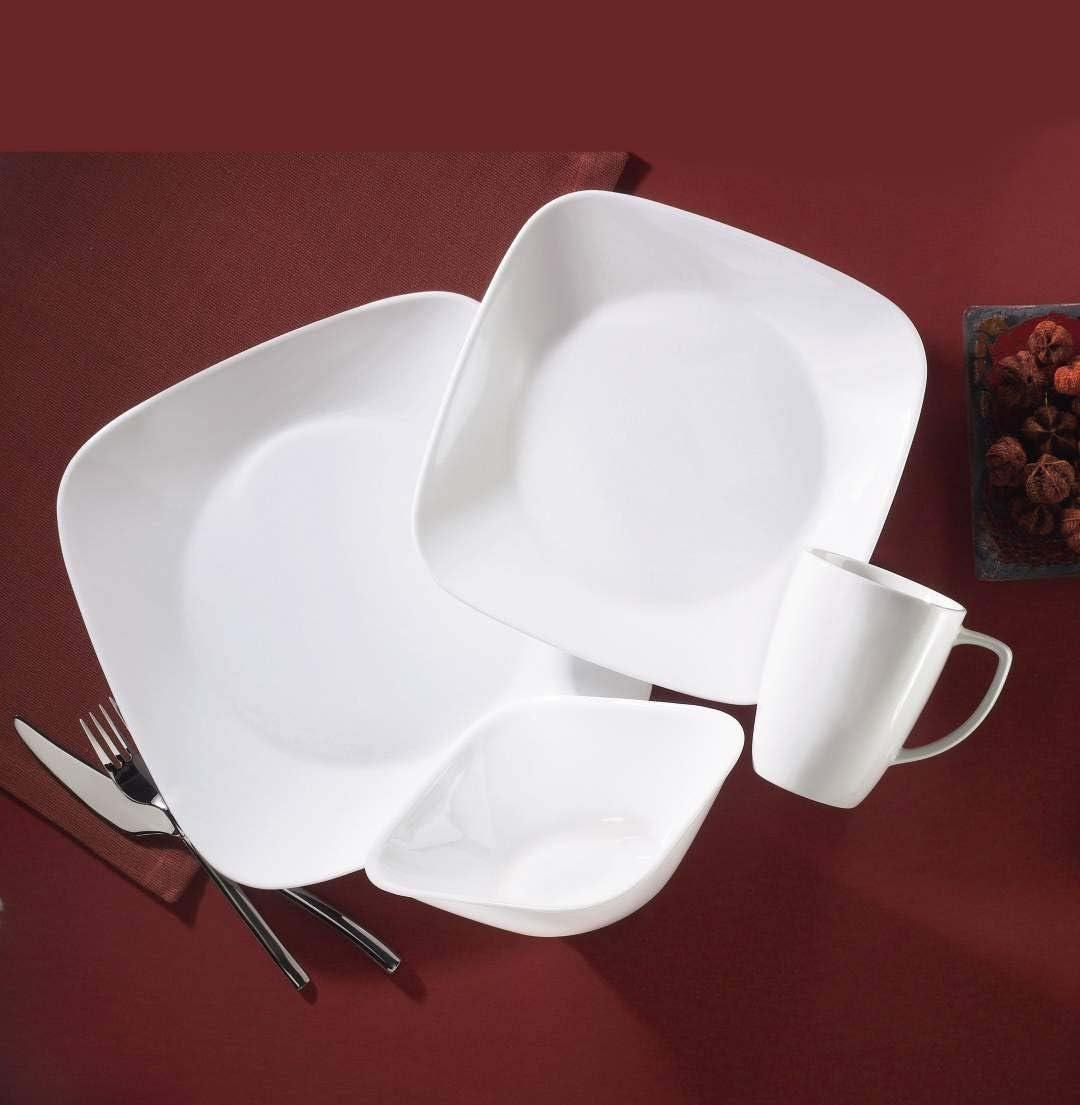 CORELLE Dinner Set, Weiß  Amazon.de Küche, Haushalt & Wohnen