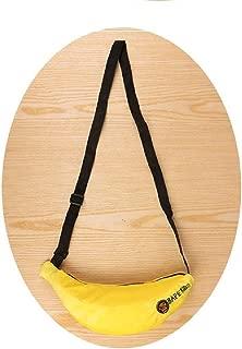 Kagogo Cute Banada Style Chest Bag Shoulder Sling Unbalance Backpack