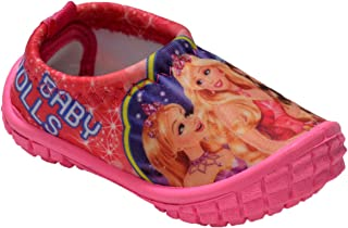 BUNNIES Baby Girls Pink Printed Casual Shoes for (1 to 5 Years)