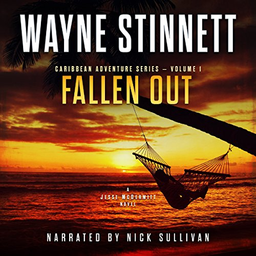 Fallen Out: A Jesse McDermitt Novel (Caribbean Adventure Series, Volume 1) cover art