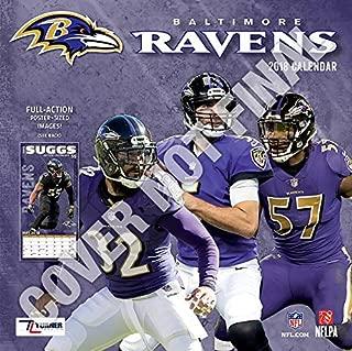 baltimore ravens calendar 2019