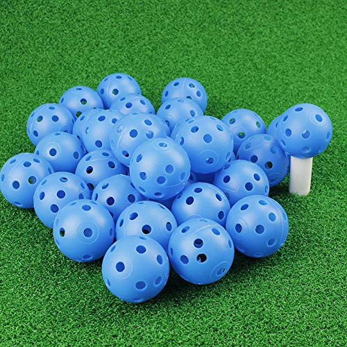 Crestgolf 12/50 Pack Plastic Golf Training Balls
