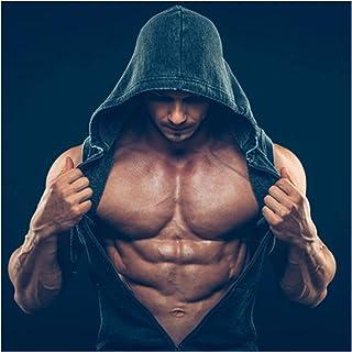 Músculo de Silicona Músculo de Silicona, Traje Muscular de Cosplay, Traje Muscular de Silicona, músculo Falso (Color : Dar...