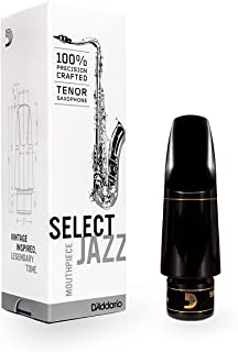 d addario jazz select tenor mouthpiece