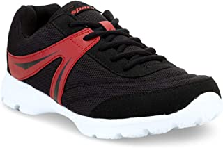 SPARX Men Black Red Running Sports Shoes