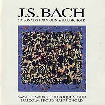 Bach: Six Sonatas for Violin & Harpsichord