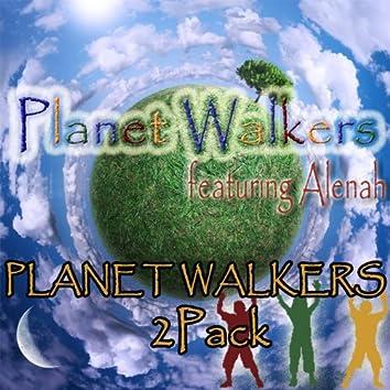 Planet Walkers 2pack
