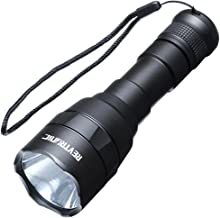 ASdf Ultra Bright LED Flashlight IPX-7 Waterproof CREE XM-L2 8000 LM Torch 5 Modes Adjustable Brightness Use 18650 Battery