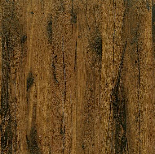 "ATC Werzalit Wood-Look Table Top, 24"" L x 24"" W, Antique Oak (Pack of 2)"