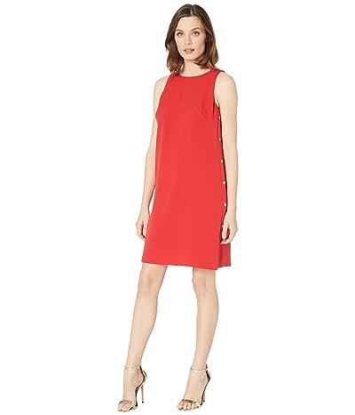 LAUREN Ralph Lauren Julieth Dress (Persimmon) Women