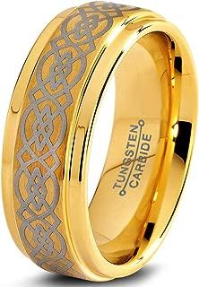 celtic gold band