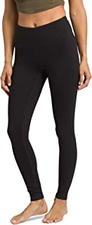 prAna Women's Standard Transform Legging, Black, Small