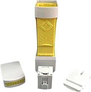NULINULI Coupe-Beurre en Un Clic, Coupe-Beurre One Click Stick Distributeur De Coupe-Beurre à Fromage Parfait, Gadgets à B...