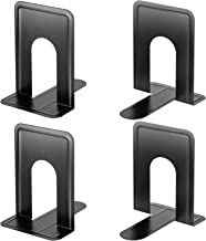MaxGear Book Ends Universal Premium Bookends for Shelves, Non-Skid Bookend, Heavy Duty..