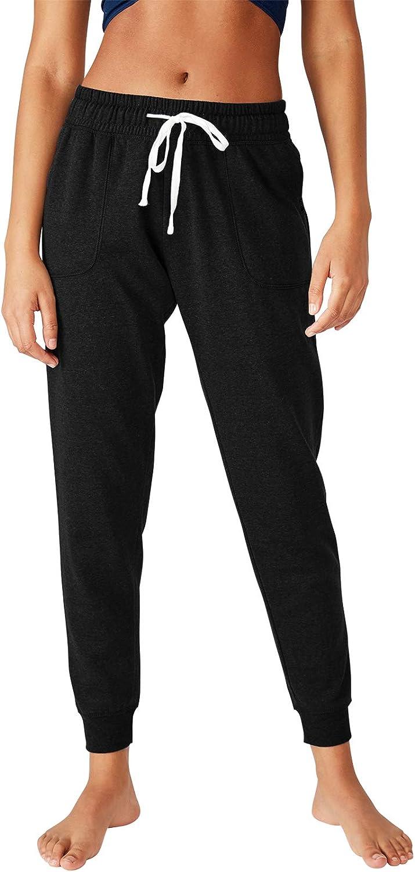 YIBOCK Women's Lightweight Sweatpants Fresno Mall 5% OFF Yoga Drawstring Joggers Wo