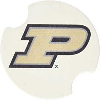 Thirstystone Purdue University Car Cup Holder Coaster, 2-Pack