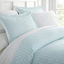 مجموعة ملاءات سرير من 3 قطع من هوم كوليكشن iEnjoy Home Hotel Collection Premium Ultra Soft Starlight Pattern 3 قطع، كامل /...