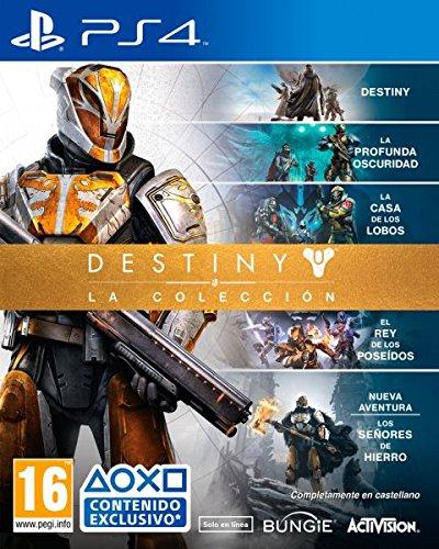 Destiny: The Collection para PS4