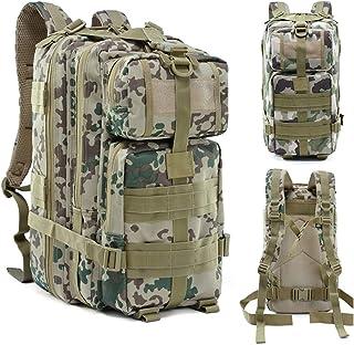 GYZ al aire libre 3P táctico ataque mochila escalada senderismo camping viaje 900D Oxford impermeable mochila táctica camuflaje asalto bolsa senderismo mochila
