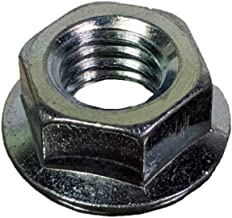 Inch Size 7//16-14 Thread Size Morton Stainless Steel Flange Collar Nuts