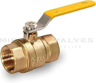 large bore valve