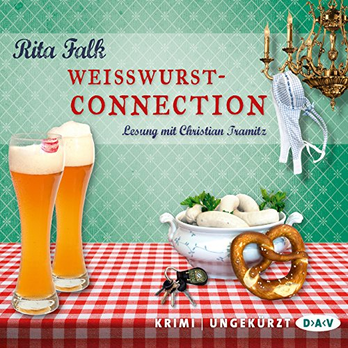 Weißwurstconnection audiobook cover art