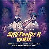 Still Feelin' It (Remix) [feat. Snoop Dogg, G-Eazy, Keak Da Sneak, Iamsu!, Nef The Pharaoh & Ezale] [Explicit]