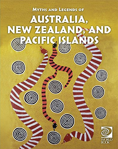 Famous Myths and Legends of Australia, New Zealand, and Pacific Islands (Famous Myths and Legends of the World)